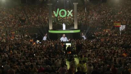 Partidos españoles denuncian la campaña de Vox contra migrantes