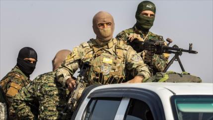 Israel admite que ayuda a milicias kurdas proccidentales en Siria