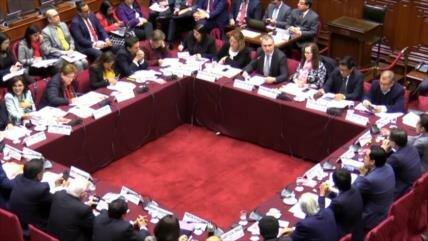 Realizan 1149 consultas por antecedentes de precandidatos en Perú