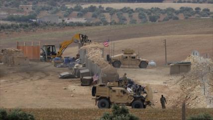 'EEUU erige bases en Siria para recuperar gastos de intervención'