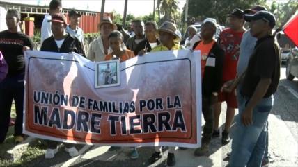 El Gobierno dominicano recibe campesinos que reclaman tierras