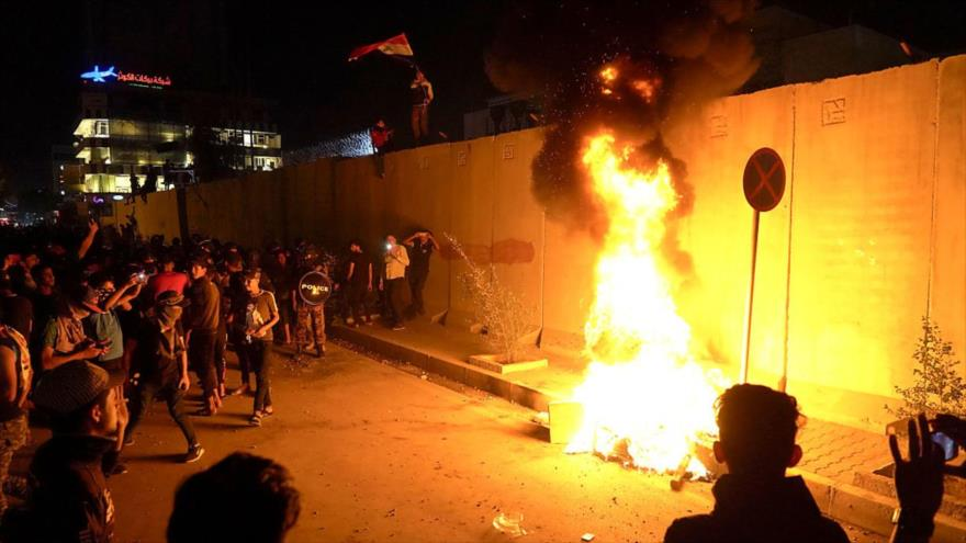 Tribus de Karbala se disculpan por asalto al consulado de Irán