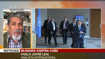 """EEUU e Israel intentan presionar a Cuba pese a rechazo mundial"""