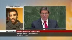 'Resolución pro-cubana de ONU resultó en aislamiento de EEUU'