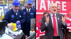 Continúa campaña electoral británica con promesas de inversión