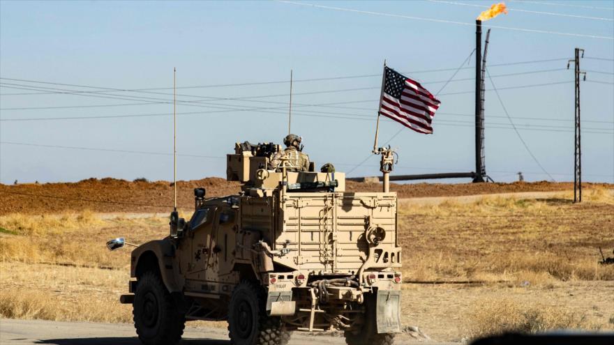 EEUU insiste en controlar pozos petroleros sirios pese a críticas | HISPANTV