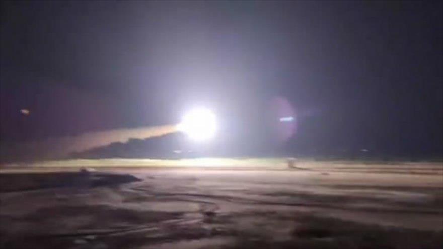 Vídeo: Ejército de Irán confirma haber abatido un dron extranjero