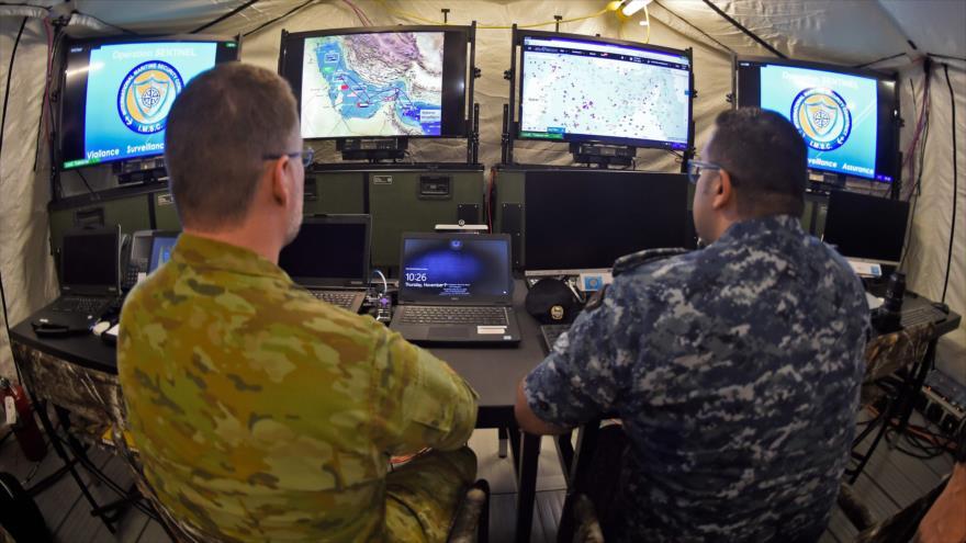 EEUU y sus aliados inician operaciones en el Golfo Pérsico