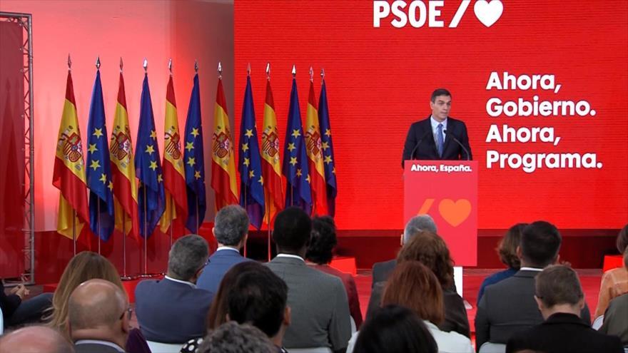 Campaña electoral en España, marcada por ilegalización de partidos