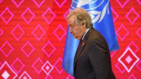 ONU objeta medida de Israel de expulsar al director de HRW