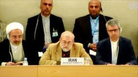 Irán repudia manejo politizado del Occidente sobre los DDHH