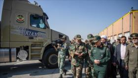 'La Fuerza Terrestre es columna vertebral del Ejército iraní'