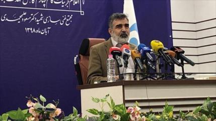 'Irán dio 4º paso nuclear por incumplimiento de otras partes'