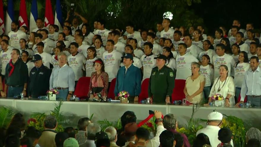 Nicaragua conmemora la muerte del fundador del sandinismo
