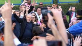 Lula congrega a sus fieles para denunciar la locura de Bolsonaro