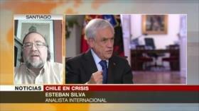 """""""Piñera busca ganar tiempo para escamotear demandas de chilenos"""""""