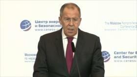 Rusia: Las sanciones de EEUU contra Irán son inaceptables