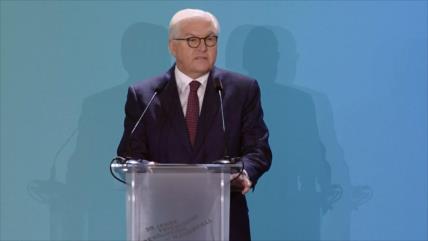 Alemania critica a EEUU en aniversario de caída de Muro de Berlín