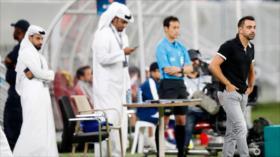 """Xavi Fuera""; grita indignado público de Al Sadd tras otra derrota"