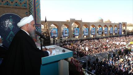 'Exportación no petrolera de Irán crece pese a sanciones de EEUU'