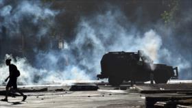 Protestas, heridos y destrucción marcan días tensos en Chile