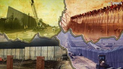 El Muro de Berlín desapareció: Existen otros por demoler