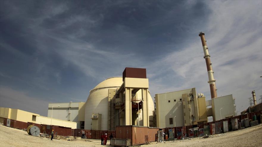 Irán inicia construcción de 2.ª fase de central atómica de Bushehr