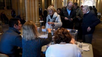 España vota por 2.ª vez en un año para salir de bloqueo político