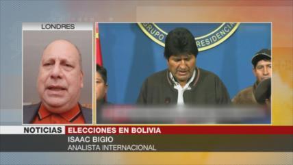 """""""Oposición busca un gobierno de derecha como el de Chile en Bolivia"""""""
