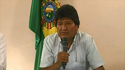 """""""Esto es un golpe de Estado"""": Evo Morales renuncia a su cargo"""