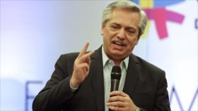 Alberto y Cristina Fernández repudian golpe de Estado en Bolivia