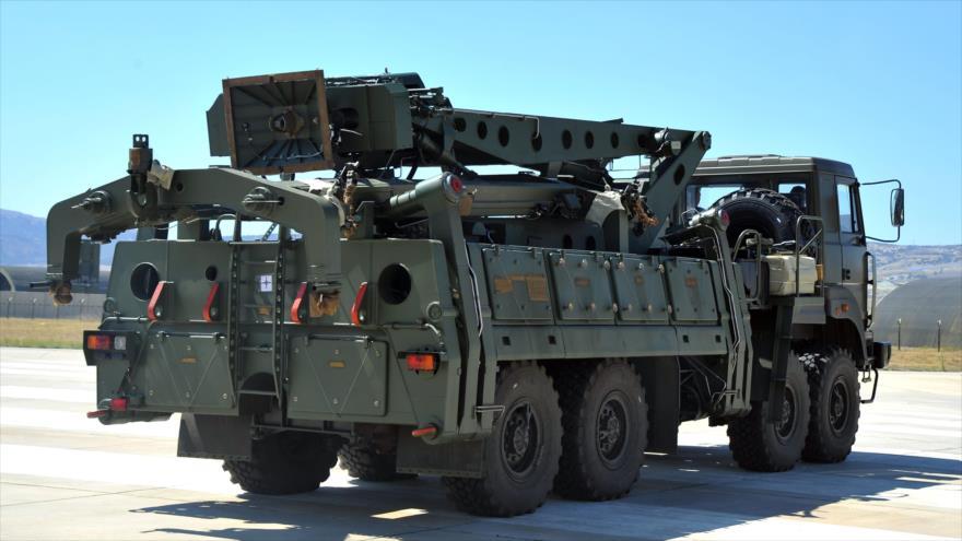 EEUU a Turquía: En la OTAN no hay lugar para los S-400 rusos | HISPANTV