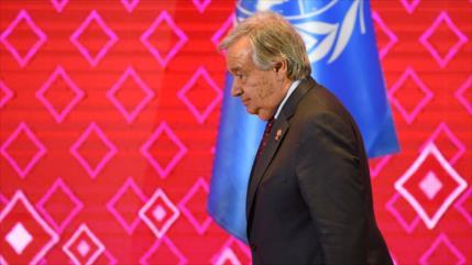 ONU llama a la paz en Bolivia tras golpe de Estado contra Morales