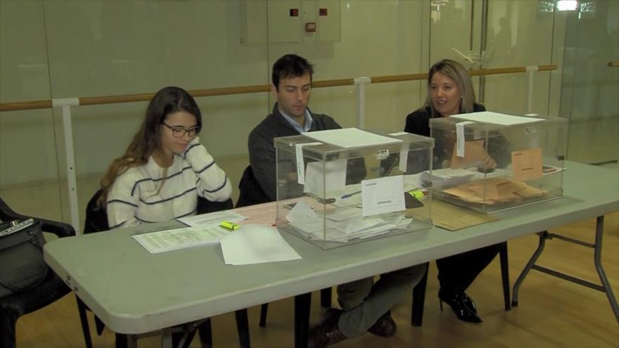 El resultado electoral dificulta el desbloqueo político en España | HISPANTV