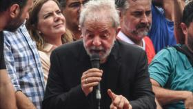 Lula lamenta golpe en Bolivia: La élite no acepta la democracia