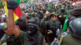 Proyecciones geopolíticas hemisféricas: Golpe de Estado en Bolivia