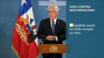 PoliMedios: Chile contra neoliberalismo