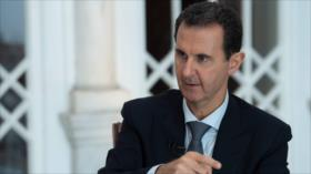 """Al-Asad cataloga como """"III Guerra Mundial"""" el conflicto en Siria"""