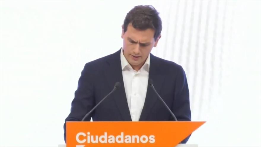 Rivera dimite y la extrema derecha crece en España