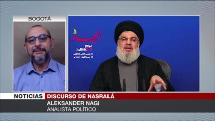 Nagi: Hezbolá siempre ha trabajado por la unidad de El Líbano