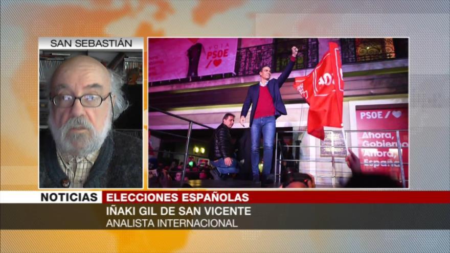 Iñaki: Hay posibilidades para gobernar en España y enfrentar crisis
