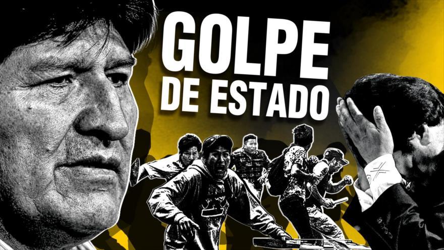 Detrás de la Razón: Bolivia en llamas, denuncian a EEUU y Trump estar detrás del incendio
