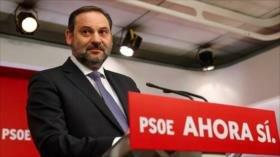 PSOE descarta aliarse con PP y apuesta por apoyo de Cs y Podemos