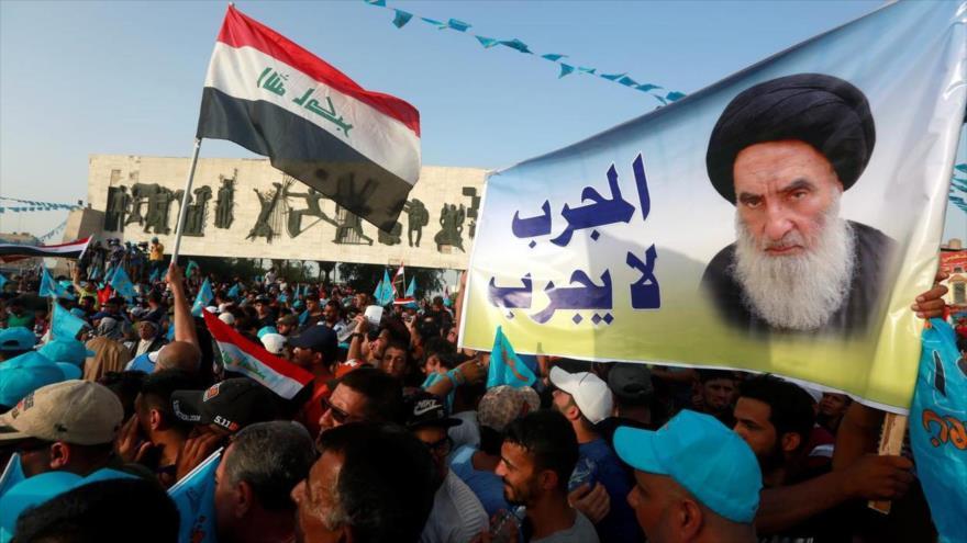 Clérigos iraquíes condenan interferencia de EEUU en elecciones   HISPANTV