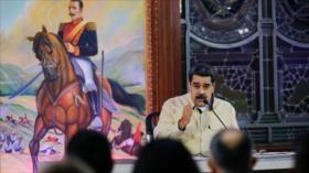 """""""Listo para pelea"""": Maduro acusa a EEUU de montar golpe en Bolivia"""