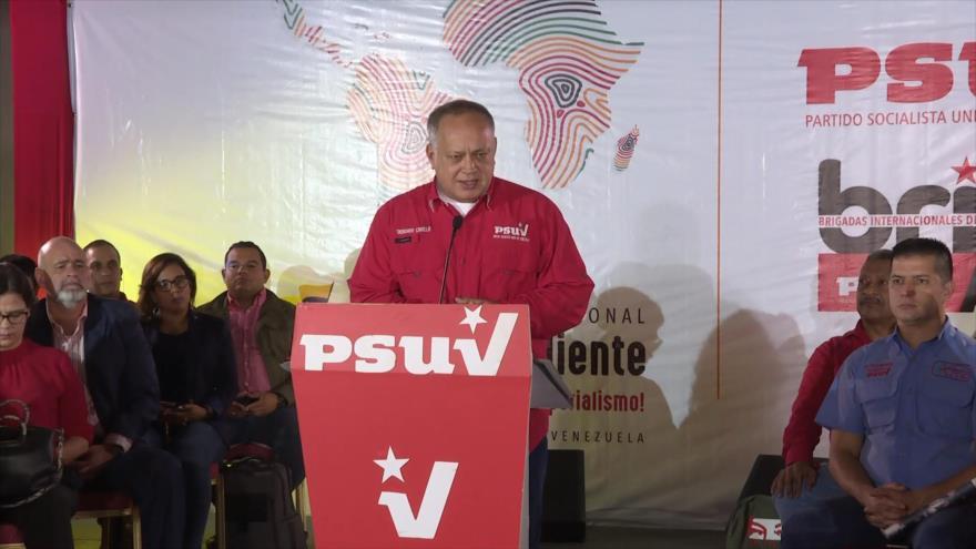 Solidaridad con Evo Morales y el pueblo de Bolivia en Caracas