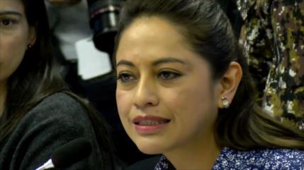 Paola Pabón denuncia atroz persecución política en Ecuador