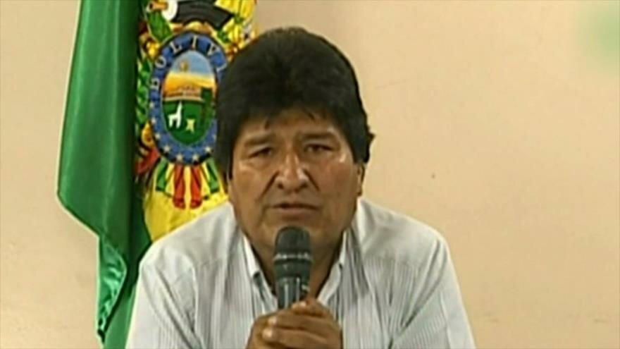 Golpe contra Morales. Chile en crisis. Irán acusa a EEUU