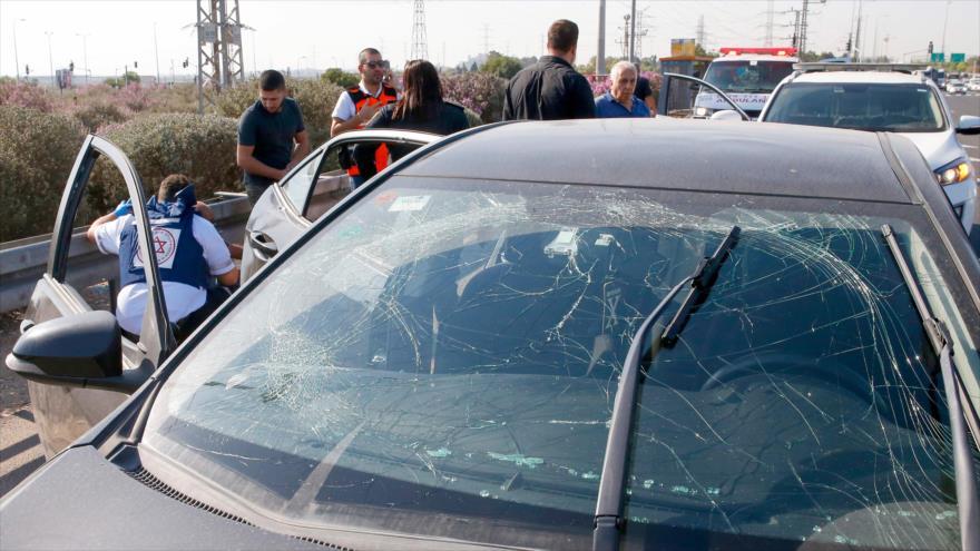 Vídeo: Venganza palestina atemoriza a israelíes en Tel Aviv | HISPANTV