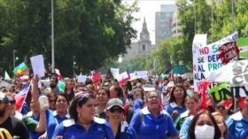 Golpe contra Morales. Crisis en Chile. Irán acusa a EEUU